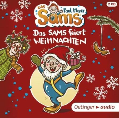 CD Maar, Das Sams feiert Weihnachten 3 CD