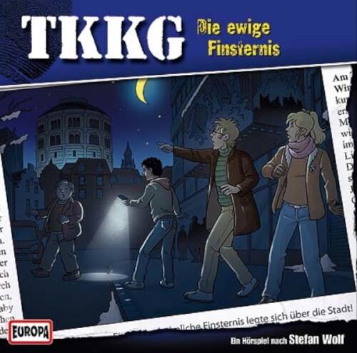 CD TKKG 184