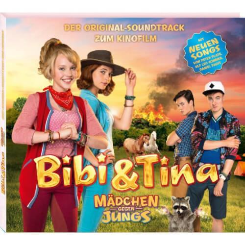 Bibi und Tina - Soundtrack zum Kinofilm: Mädchen gegen Jungs (CD)