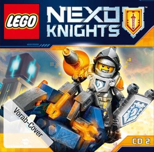 CD LEGO Nexo Knights 2: Die vereinten Ritter