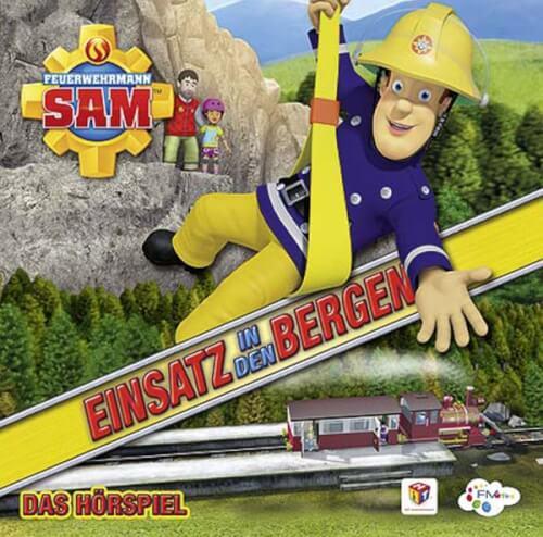 CD Feuerwehrmit Sam:Einsatz in