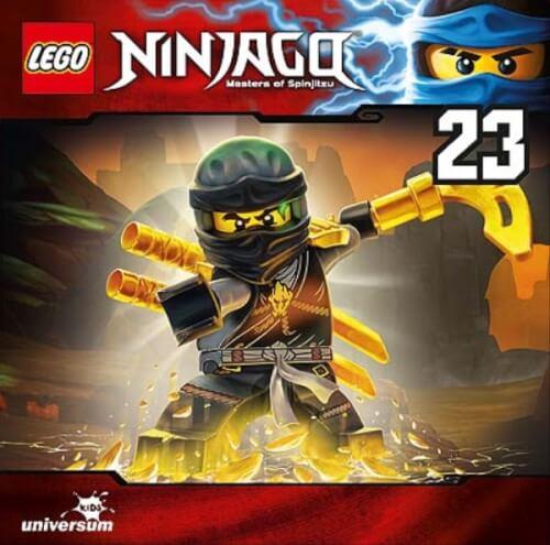 CD LEGO Ninjago 23: Nadakhans wahrer Plan