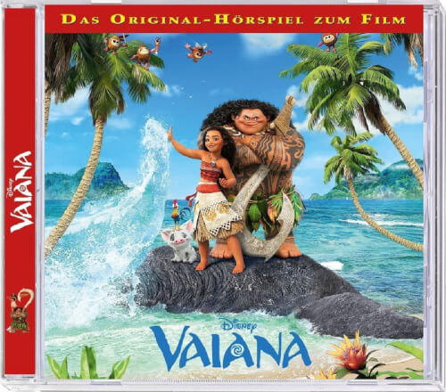 CD Disney Vaiana