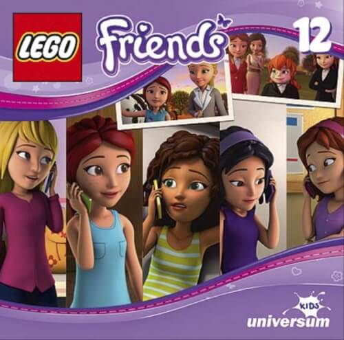 CD LEGO Friends 12