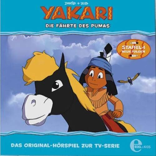 Yakari - Folge 30: Die Fährte des Pumas (CD)