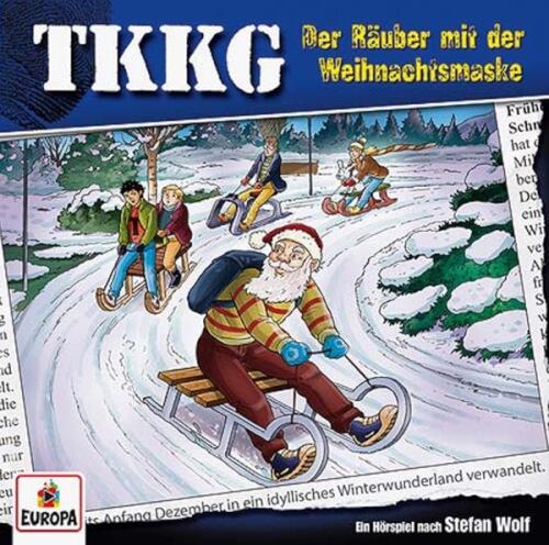 CD TKKG 203