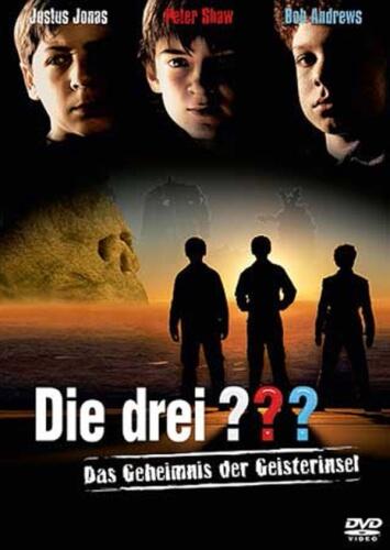 DV Drei ??? Geheimnis Geister
