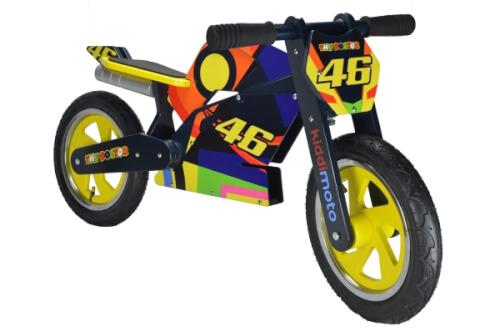 Kiddimoto Laufrad Superbike Valentino Rossi Vr46 346 Jetzt