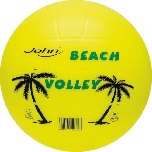 Beach-Volleyball Neon 8, 5 Zoll farblich sortiert
