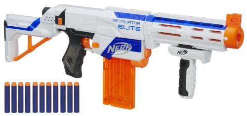 Hasbro 98696E35 Nerf N-Strike Elite Retaliator