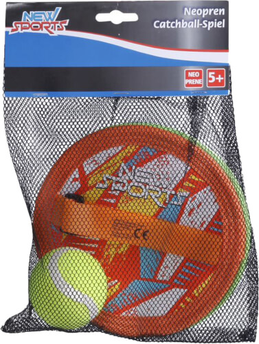 New Sports Neopren Catchball-Spiel