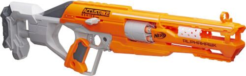 Hasbro B7784EU4 NERF - ACCUSTRIKE Alphahawk, ab 8 Jahren