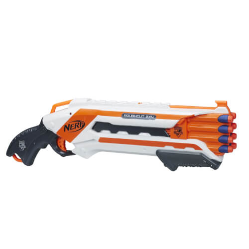 Hasbro A1691EU4 NERF - N-Strike Elite Rough Cut, ab 8 Jahren