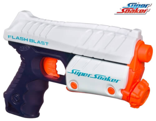 Hasbro A1612E24 Nerf Super Soaker Flash Blast