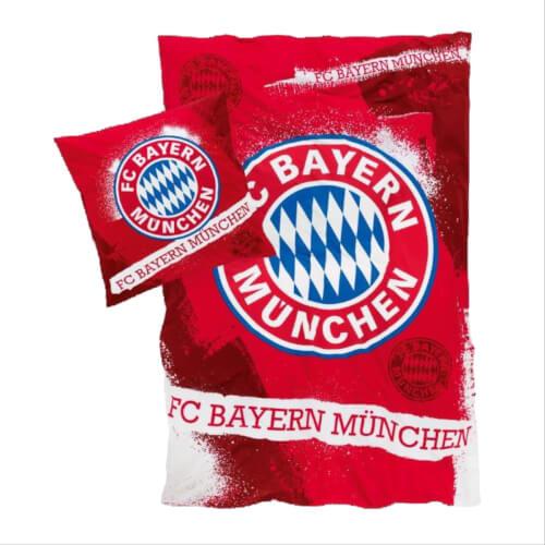 Fc Bayern München Bettwäsche Fan 18879 Jetzt Kaufen Online