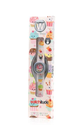 watchitude Slap Uhr Cupcake Cuties