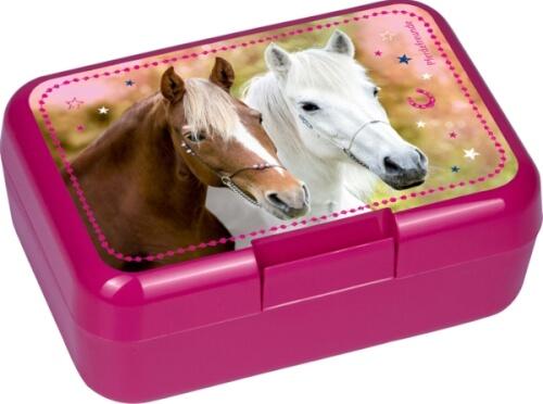 Die Spiegelburg Butterbrotdose Pferdefreunde Pink 14574 Jetzt