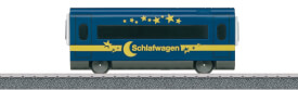 Märklin 44106 H0 Schlafwagen (Magnetkupplungen)
