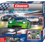 CARRERA DIGITAL 132 - GT Triple Power
