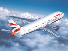 REVELL Airbus A319