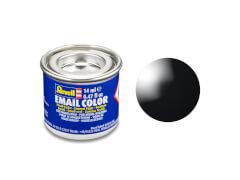 REVELL 32107 schwarz, glänzend RAL 9005 14 ml-Dose