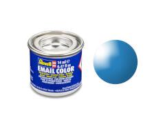 REVELL 32150 lichtblau, glänzend RAL 5012 14 ml-Dose