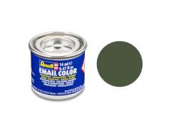 REVELL 32165 bronzegrün, matt RAL 6031 14 ml-Dose