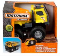 Mattel Match Box Rückzieh-Trucks