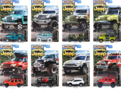 Match Box 75 Jahre Jeep