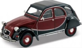 Welly Citroen CV6 Charleston 1:24