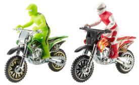 Mattel Hot Wheels Motorräder