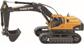 SIKU 3535 SUPER - Hydraulikbagger Volvo EC 290, 1:50, ab 3 Jahre