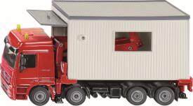 SIKU 3544 SUPER - Garagentransporter, 1:50, ab 3 Jahre