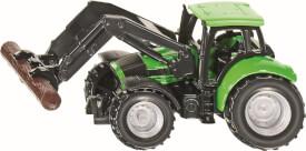 SIKU 1380 Traktor mit Baumstammgreifer, ab 3 Jahre