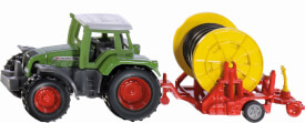 SIKU 1677 SUPER - Traktor mit Bewässerungshaspel, ab 3 Jahre