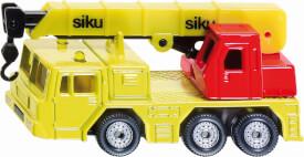 SIKU 1326 Super Hydraulischer Kranwagen