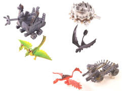 Dreamworks Dragons Battle Pack, ab 4 Jahren