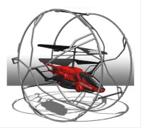 Spin Master Air Hogs Roller Copter