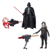 Hasbro B7072EU4 Star Wars Rogue One Battle-Action Basisfiguren, ca. 10 cm, ab 4 Jahren