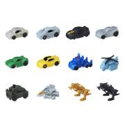 Hasbro C0882EU4 Transformers 5 Tiny Turbo Changers, 4 cm, ab 6 Jahren