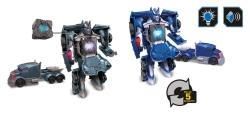 Hasbro C3368EU4 Transformers 5 Power Cube Starter-Set, ab 6 Jahren
