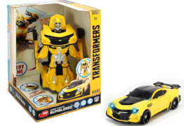 Dickie Transformers Robot Fighter Bumblebee