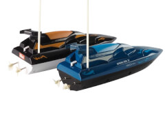 REVELL 24136 Boat SPRING TIDE 40 RC, ab 8 Jahre