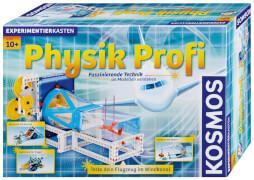 KOSMOS Experimentierkasten Physik Profi