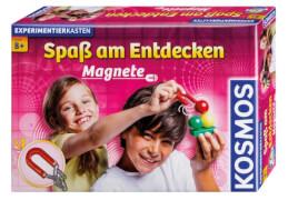 Kosmos Experimentierkasten Spaß am Entdecken Magnete