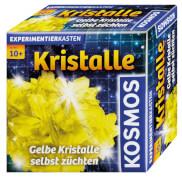 Kosmos Mitbringexperiment Kristalle Gelb