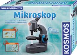 KOSMOS Experimentierkasten Mikroskop
