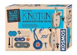 Kosmos Bastelbox Knoten Abenteuer-Box