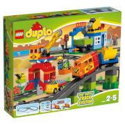 LEGO® DUPLO® 10508 Eisenbahn Super Set, 134 Teile