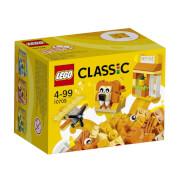 LEGO® Classic 10709 Kreativ-Box Orange, 60 Teile, ab 4 Jahre
